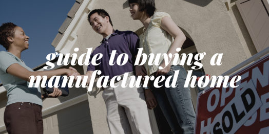 buying a mobile home